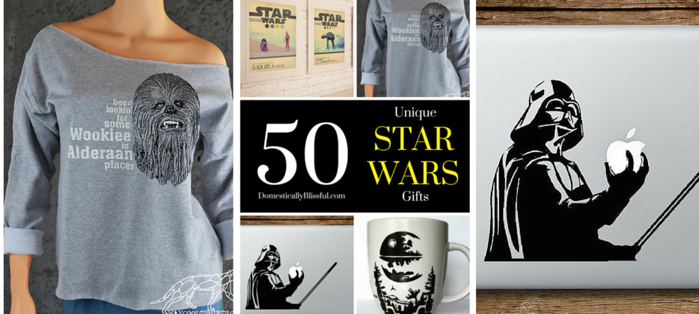 50 Unique Star Wars Gifts