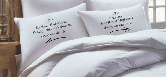 Personalized Star Wars Pillow Cases