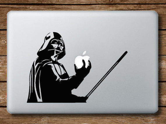 Darth Vader Vinyl Sticker Decal