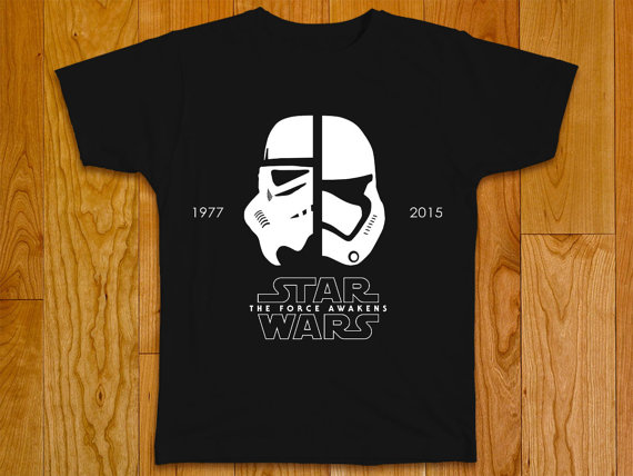 Stormtrooper Episode VII: The Force Awakens T-Shirt