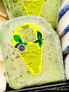 Pesto Gouda Cheese