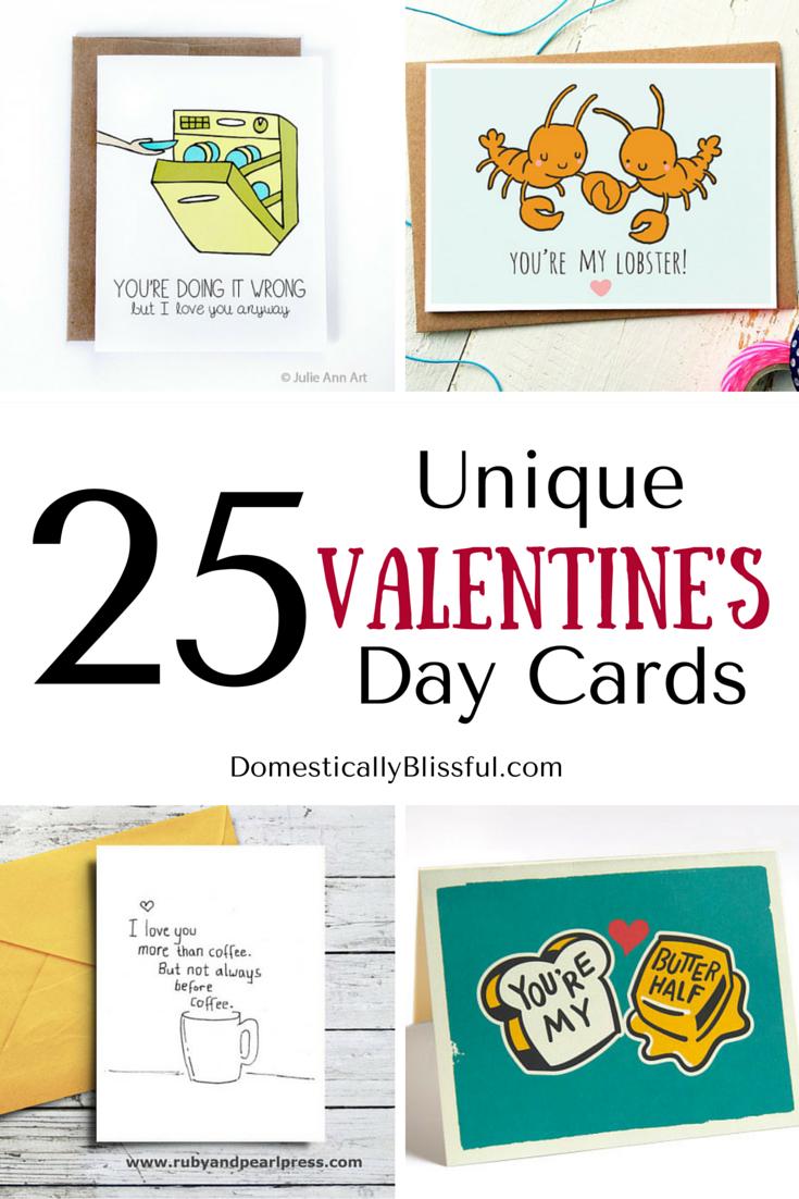 25 Unique French Nail Art Ideas On Pinterest: 25 Unique Valentine's Day Cards