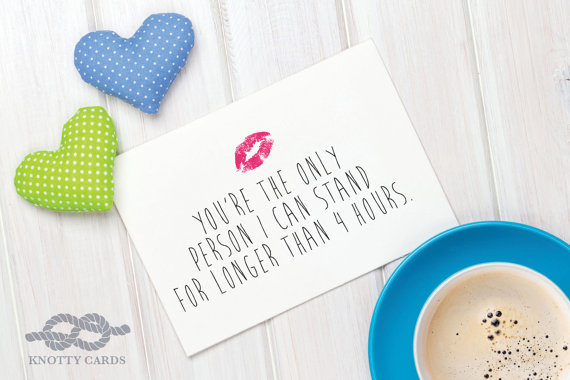 25 Unique Valentine's Day Cards for the quirky, cheesy, & oh-so-loveable person in your life!