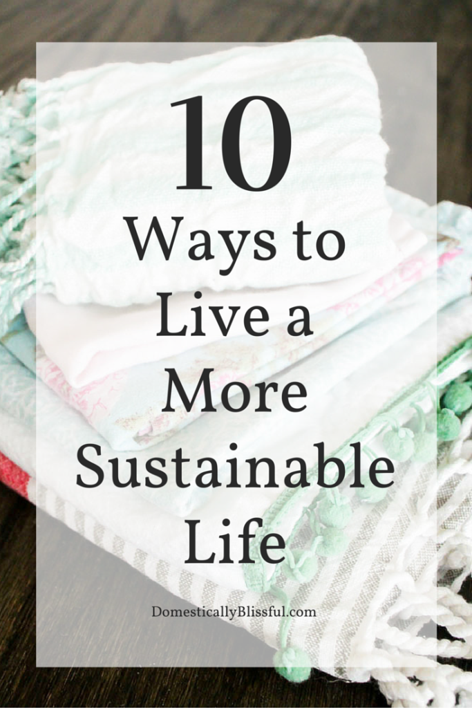 What I learned from the Tetra Pak challenge & happiness quiz, along with 10 Ways to Live a More Sustainable Life.