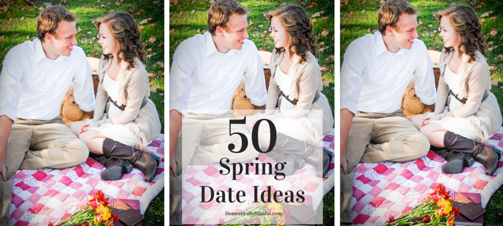 50 Spring Date Ideas