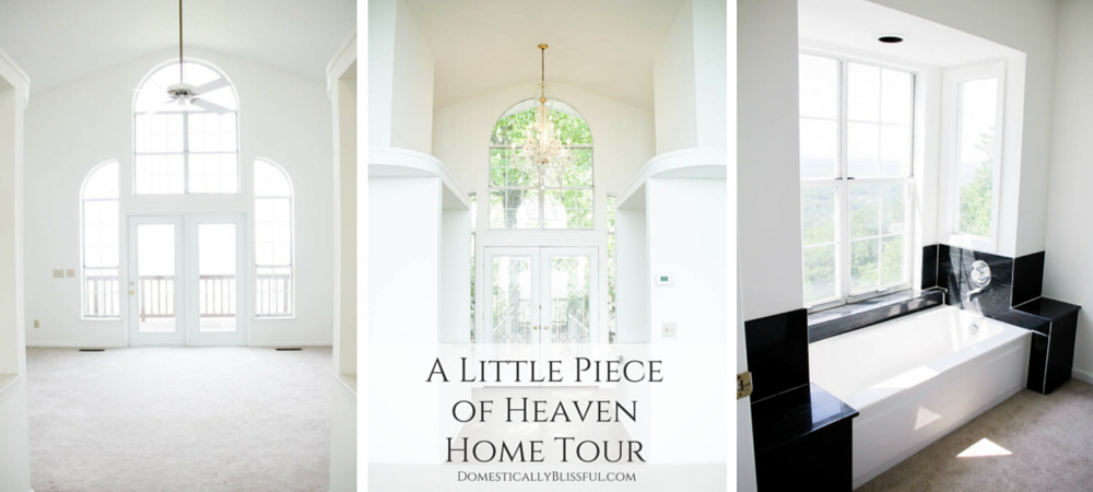 A Little Piece of Heaven Home Tour