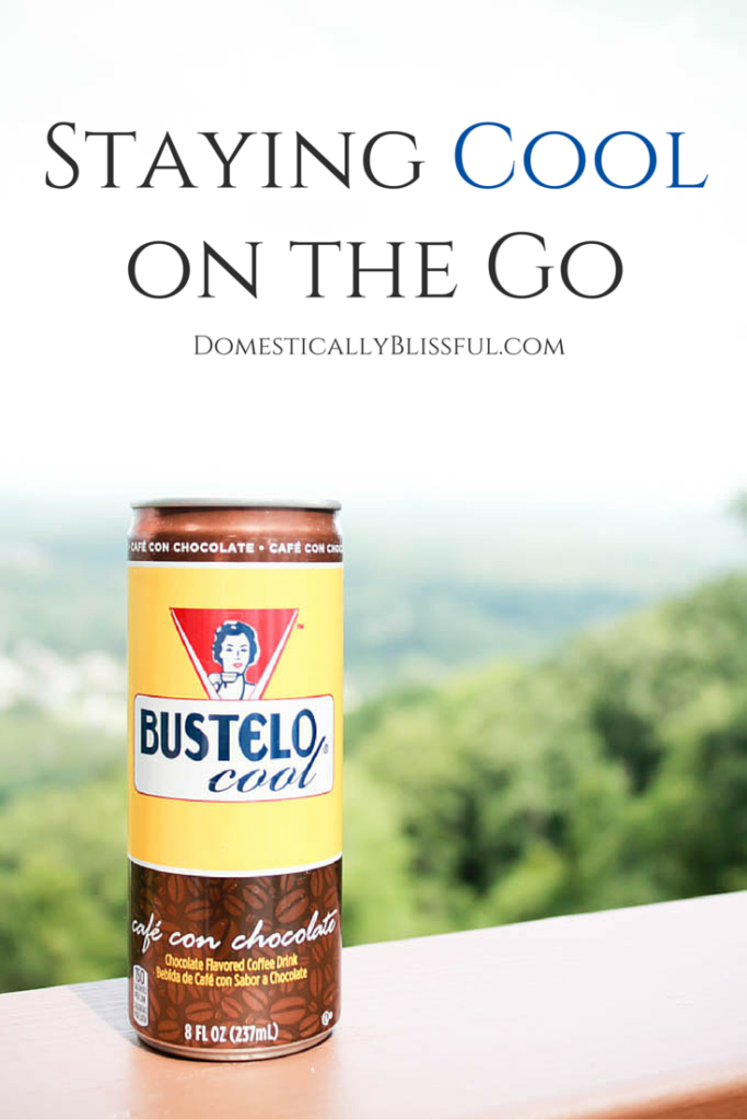 A little life lately on how I am staying cool while on the go this summer with Bustelo Cool® Coffee Drinks.