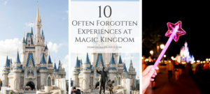 10 Often Forgotten Rides, Attractions, & Experiences at Magic Kingdom