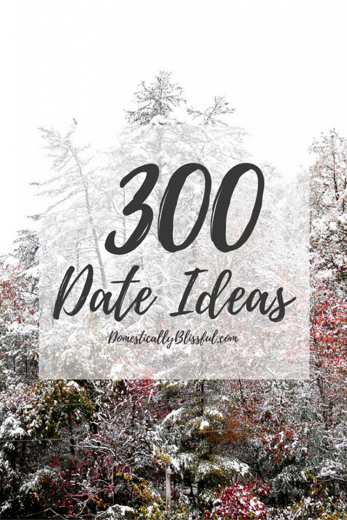 Date Ideas to keep your relationship fun & strong throughout the many seasons of life.