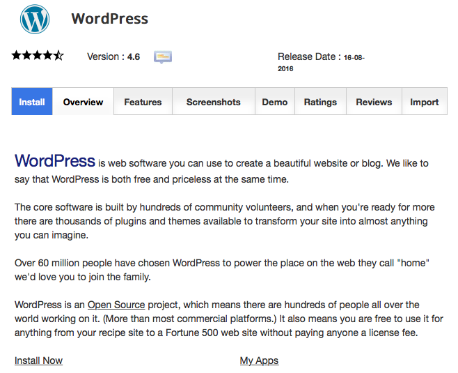 How to Start a Self Hosted WordPress Blog in 3 easy steps.
