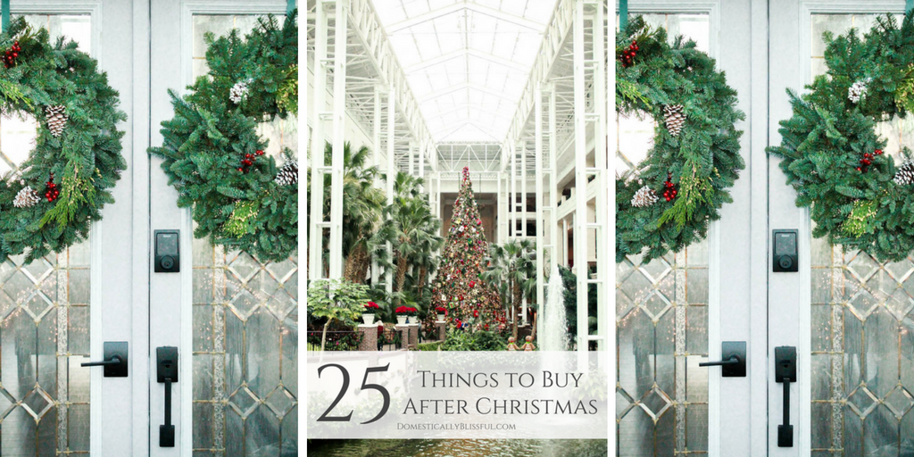 25 Things to Buy After Christmas