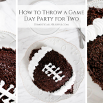 How to Throw a Game Day Party for Two