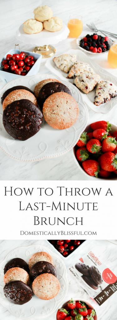 10 easy brunch ideas to make your party fun, delicious, & memorable!