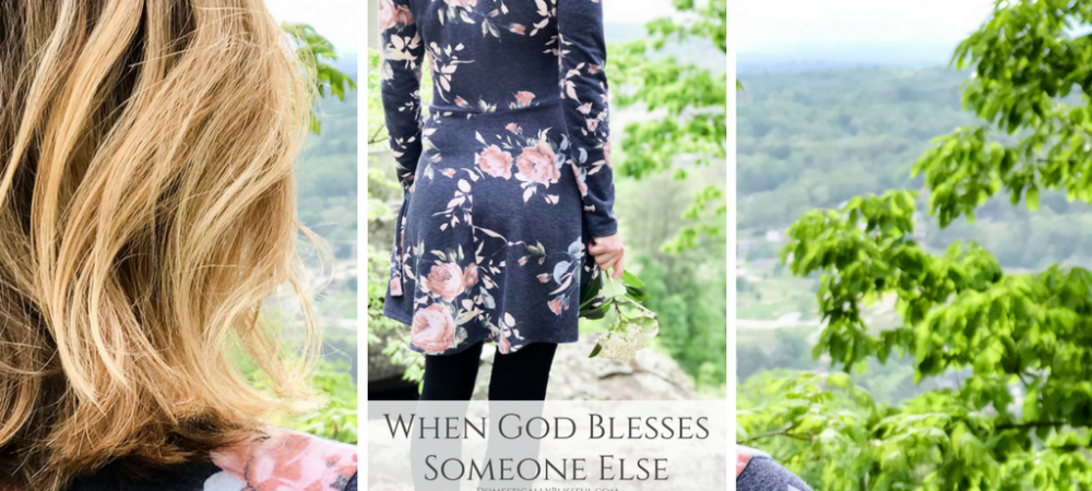 When God Blesses Someone Else