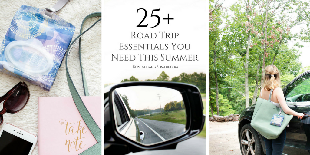 25+ Road Trip Essentials You Need This Summer