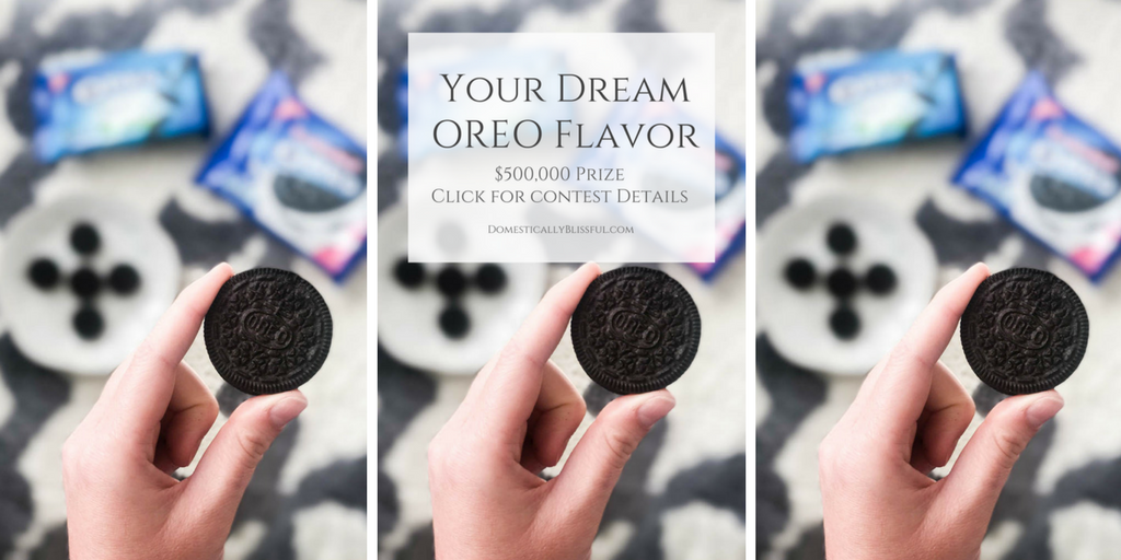 Your Dream OREO Flavor