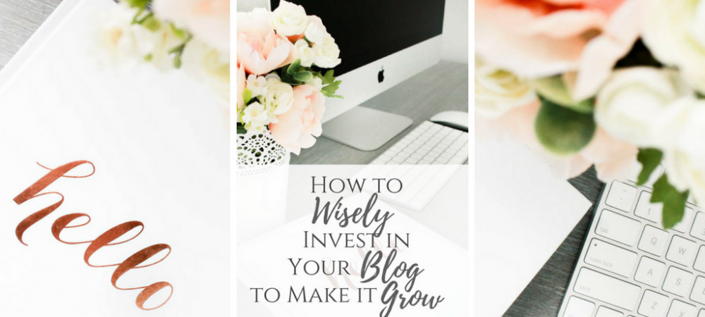 Blog Investments for Success