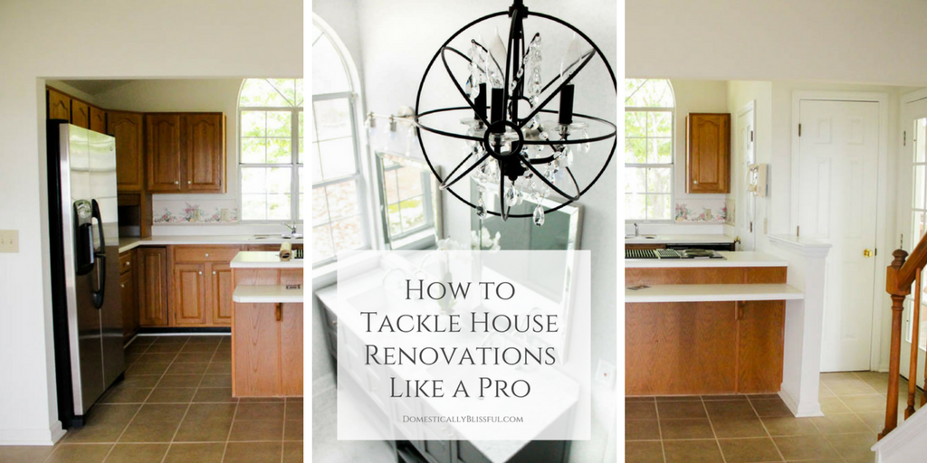 How to Tackle House Renovations Like a Pro