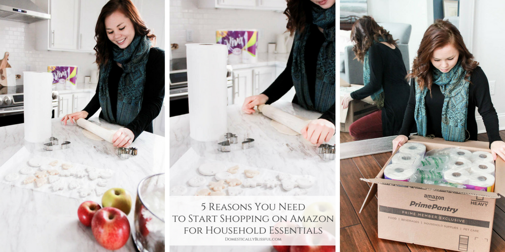 5 Reasons You Need to Start Shopping on Amazon for Household Essentials