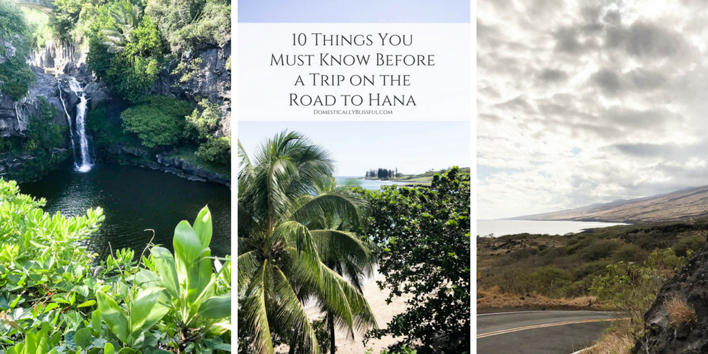 10 Things You Must Know Before a Trip on the Road to Hana