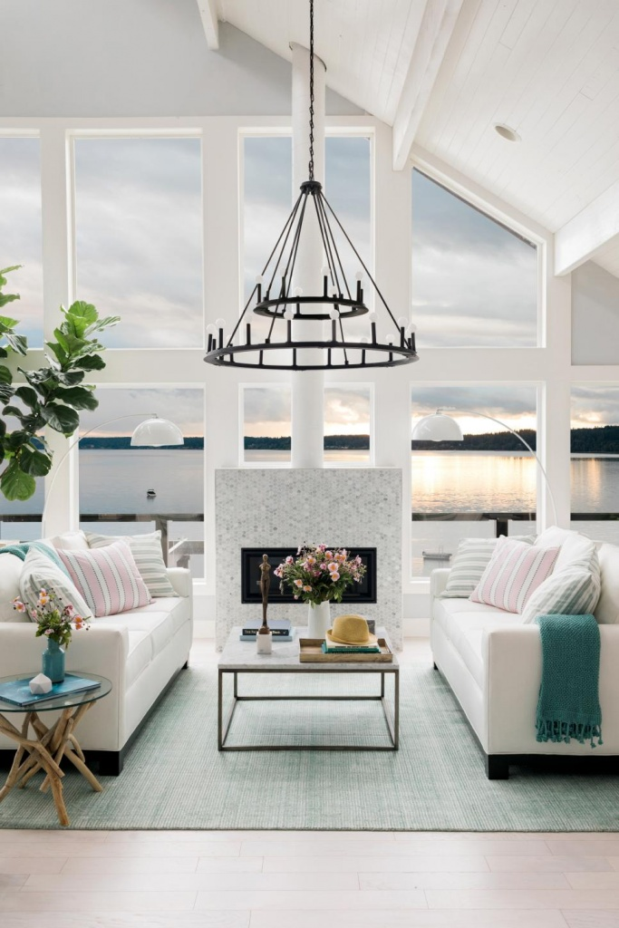Dreamy does not begin to describe the HGTV® Dream Home 2018. Check out all the behind the scenes photos and don't forget to enter for a chance to win now!