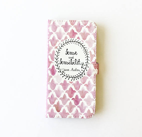 Sense and Sensibility Phone Case