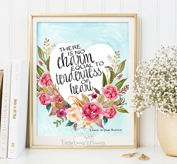 Jane Austen printable quote