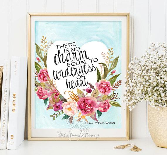 Jane Austen printable quote