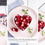 Chocolate Raspberries