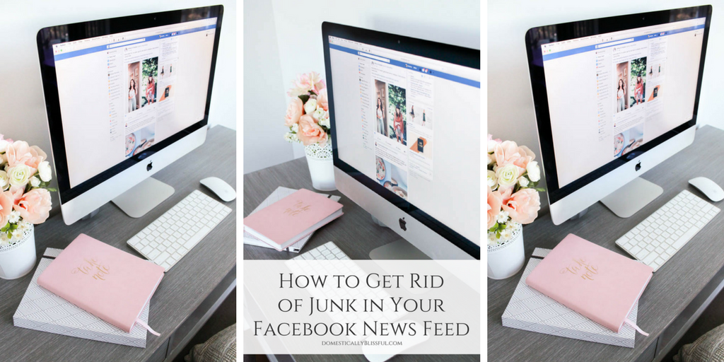 How to Get Rid of Junk in Your Facebook News Feed