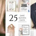 25 Jane Austen Gifts