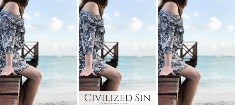 Civilized Sin