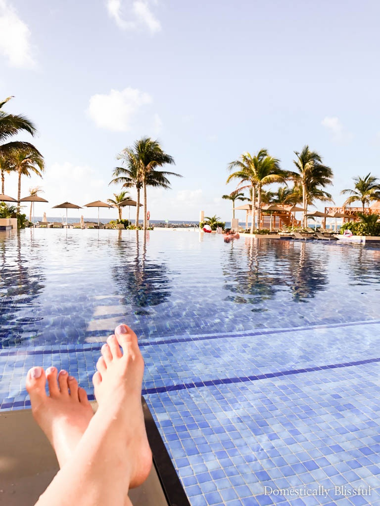 All the details from our first trip in 2018 for a long weekend Cancun getaway.