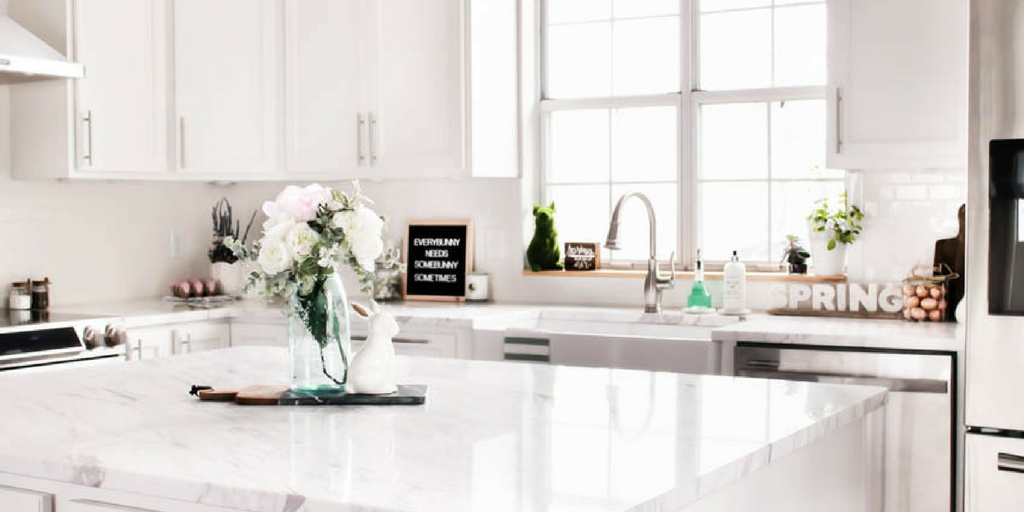 Spring Kitchen Decor Tour
