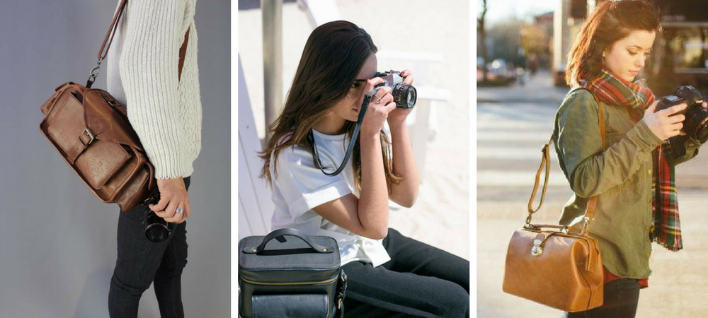 25 Stylish Camera Bags You Will Love
