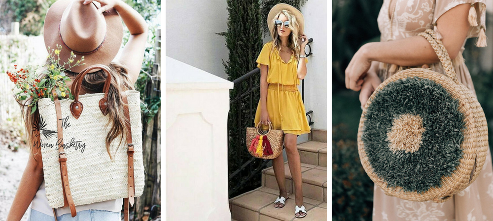 25 Straw Bags You Will Love