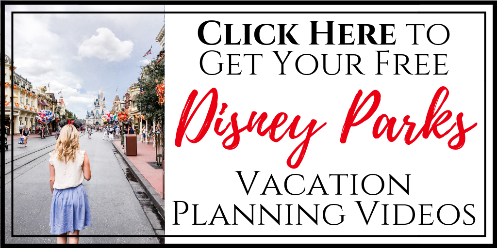 Free Disney Parks planning videos to help you plan for your upcoming Disney World & Disneyland vacation