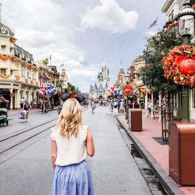 How to Visit Four Disney World Parks in One Day
