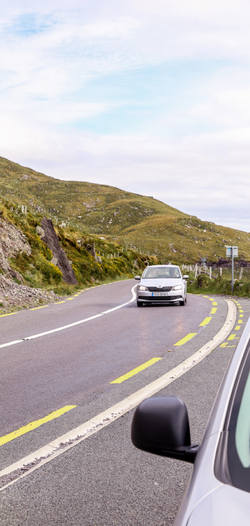 10 things you need to know before driving in Ireland & road tripping around the country.