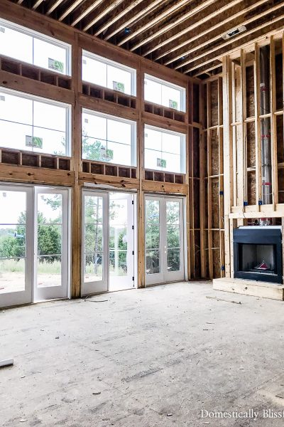 Sixth Month of House Building
