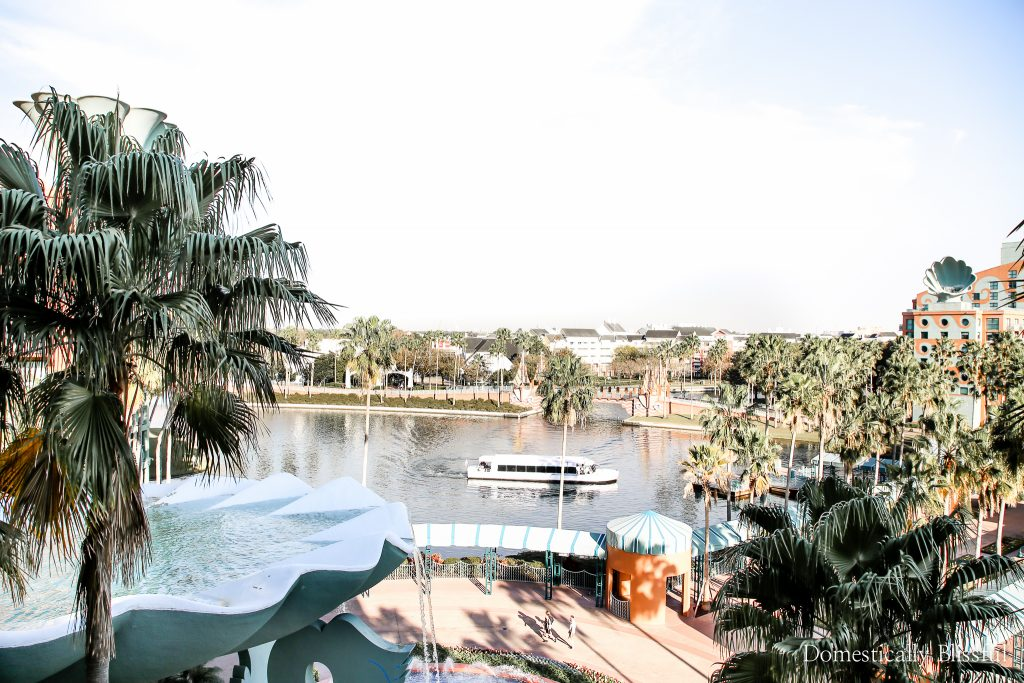 5 perks to staying at the Walt Disney World Dolphin Resort during your Disney World vacation.