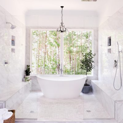 Master Bathroom Tour
