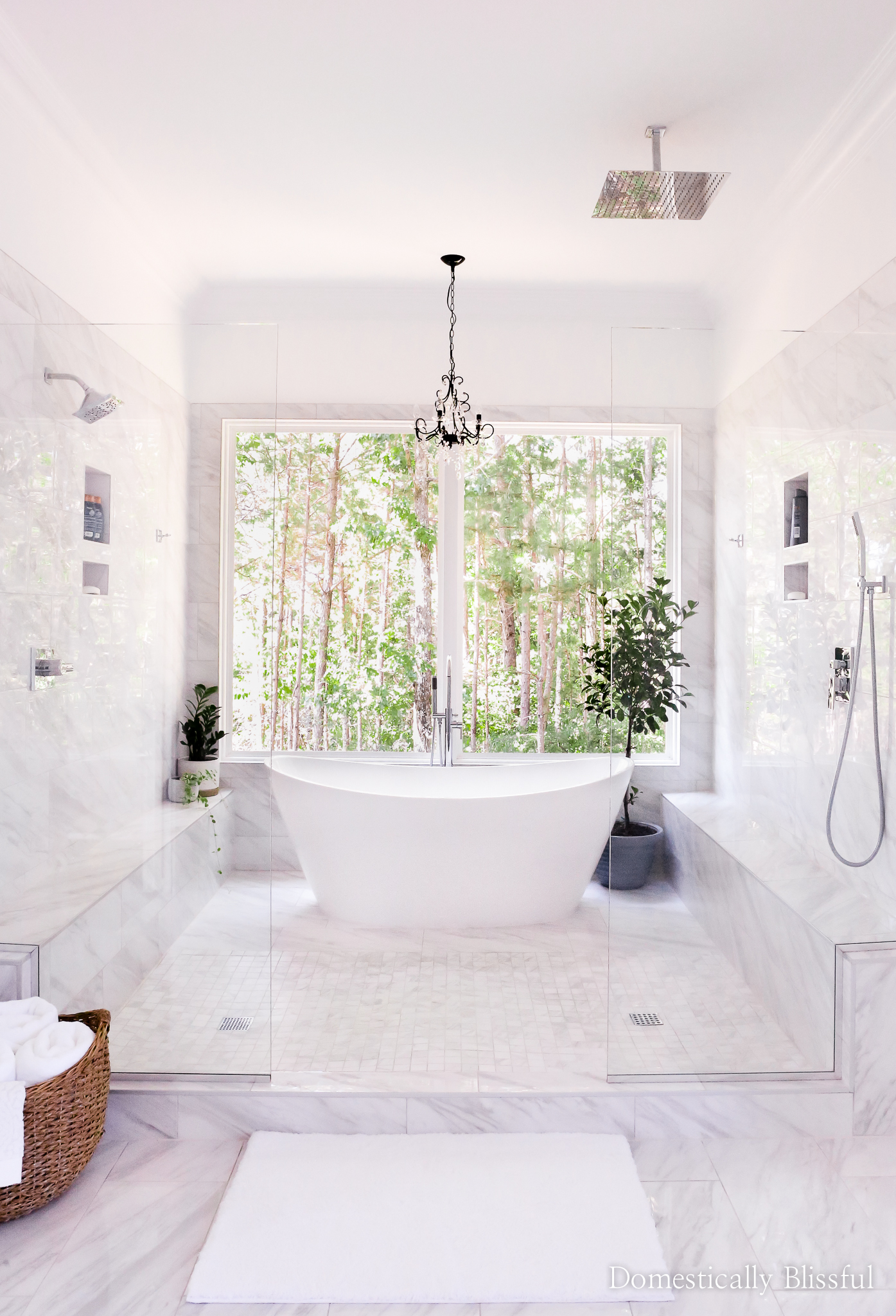 House Tour Master Bath: Domestically Blissful