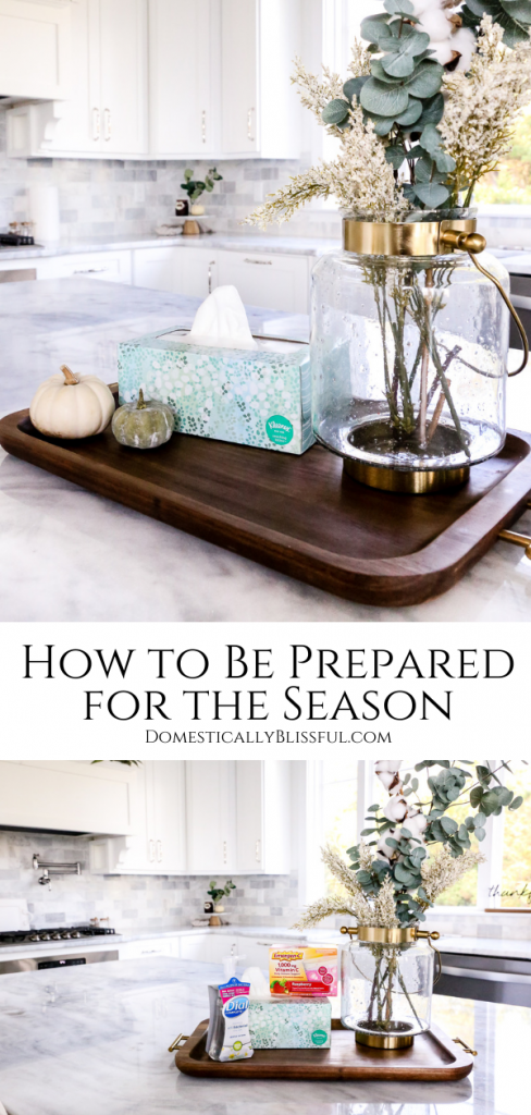 How to Be Prepared for the Season with tips and essentials.