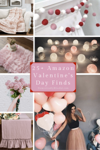 25+ Amazon Valentine's Day Finds that are adorably pink with pieces you can use year-round!
