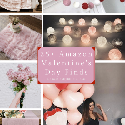 25+ Amazon Valentine's Day  Finds