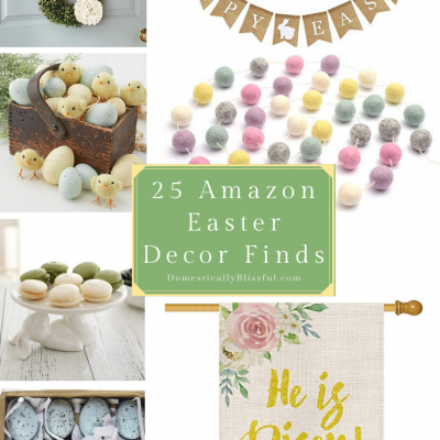 25 Amazon Easter Decor Finds
