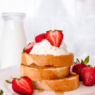 Ice Cream French Toast