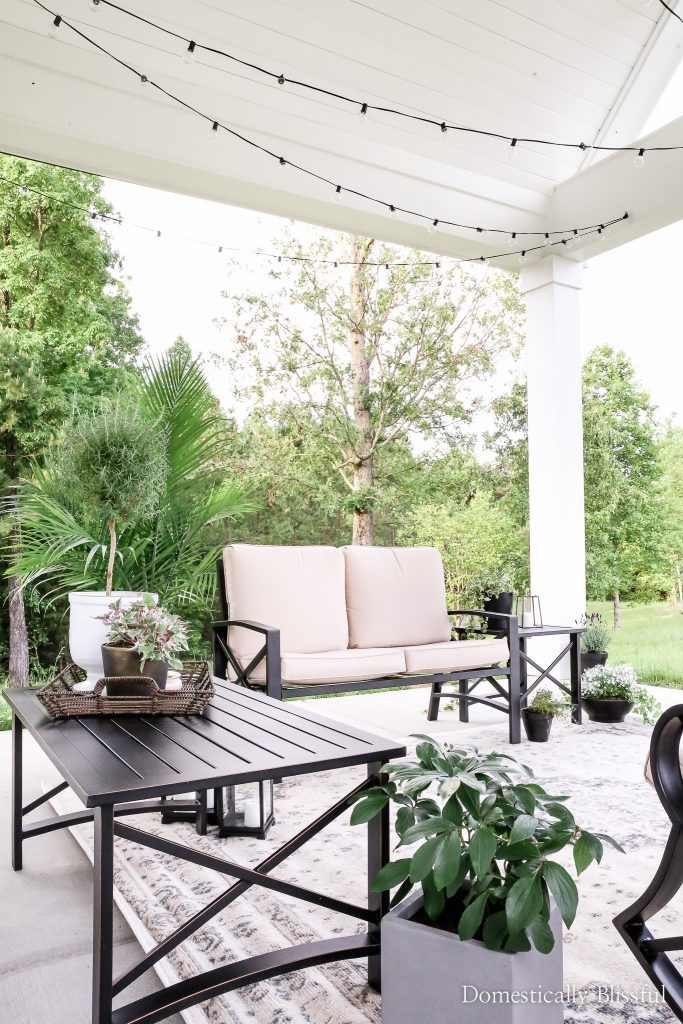 5 tips to create a patio paradise in your backyard this summer.
