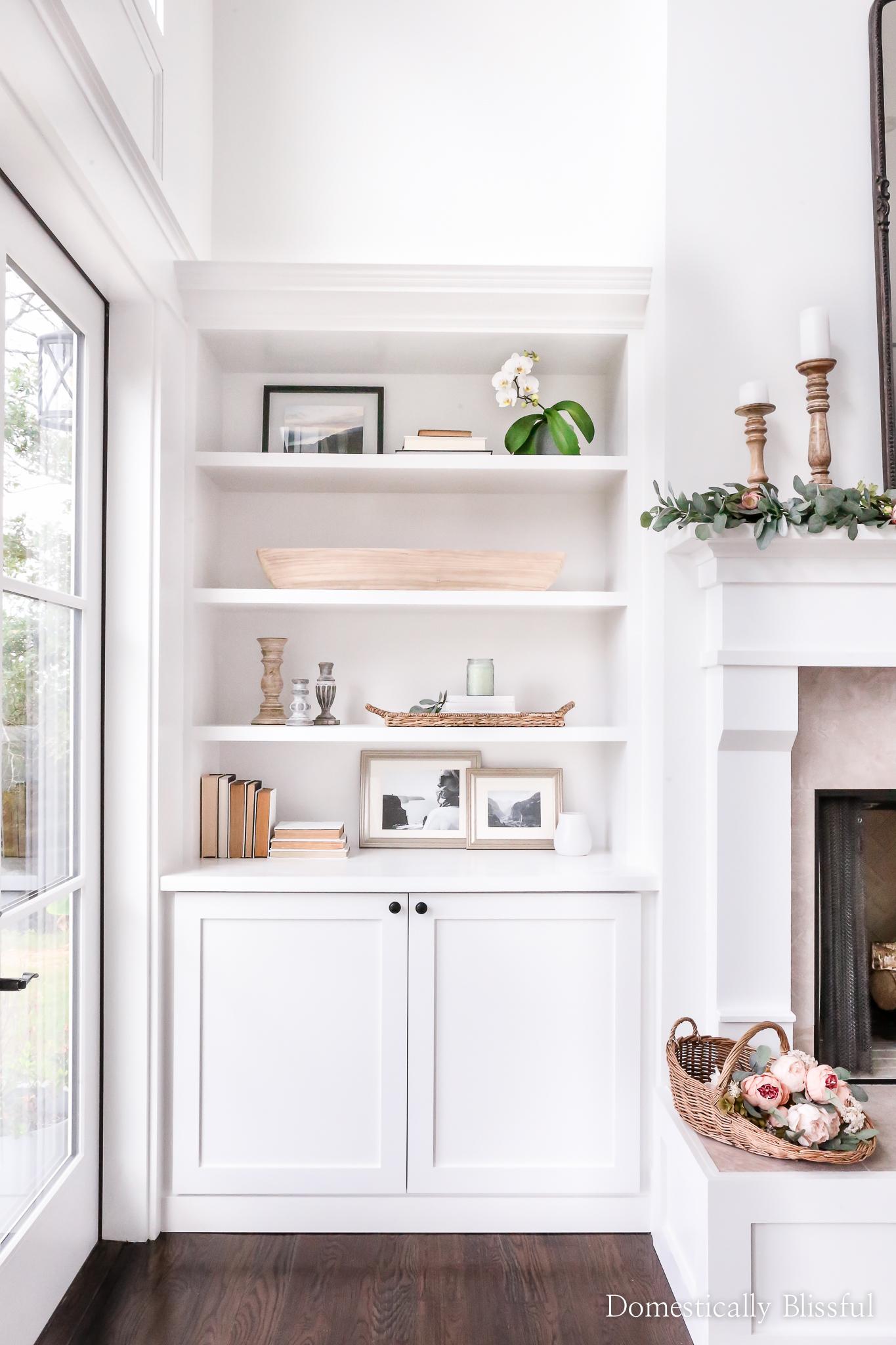 Diy Living Room Built Ins, Living Room Built Ins Ideas
